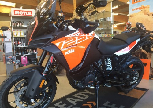 Location moto brest KTM 1290 Super Adventure 2