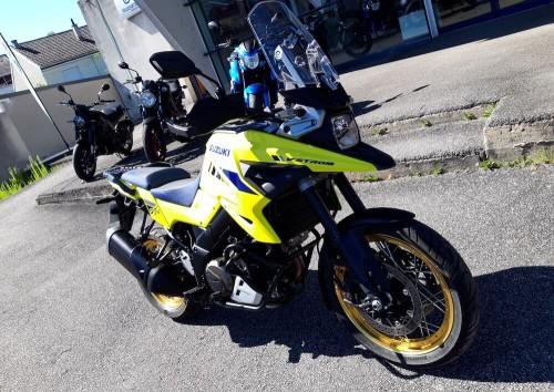 location moto Brive-la-Gaillarde Suzuki V-Strom DL 1050 10629