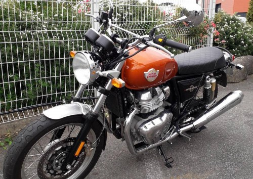 location moto rouen Royal Enfield 650 Interceptor 3