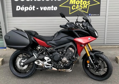 Location moto Laval Yamaha MT07 2