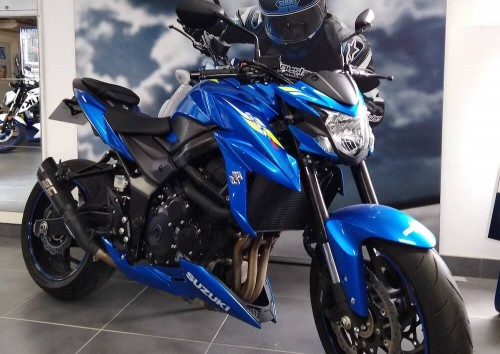 location moto Manosque Suzuki GSX-S 750 1