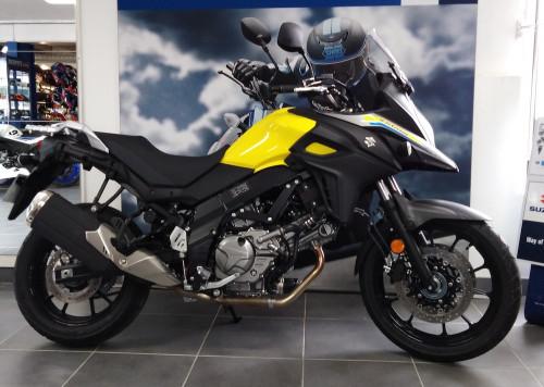 location moto Manosque Suzuki V-Strom DL 650 A2 14960