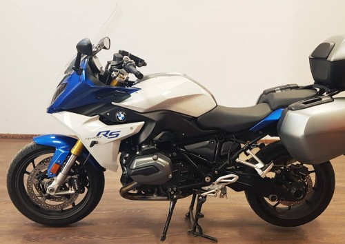 Location moto Marseille BMW R1200 RS 2
