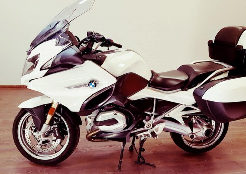 Location moto Marseille BMW R1200 RT 1