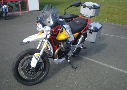 Location moto Tours BMW 700 GS 4