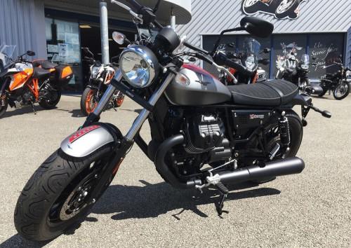 Location moto Mayenne Guzzi V9 5