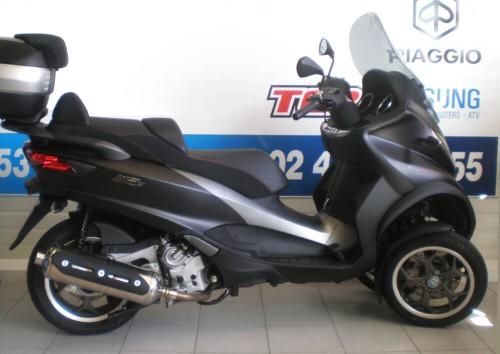Location scooter Mayenne PIAGGIO MP3 500 3