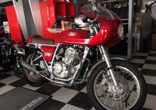 location moto metz Mash 40TT