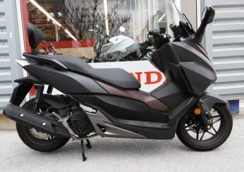 Location scooter Montpellier Honda Forza 125