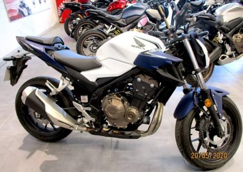 Location moto Montpellier Honda CB 500 F 1