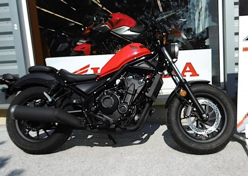 Location moto Montpellier Honda CMX Rebel 500 1