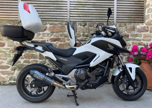 Location moto Arradon Honda NC 750 XD 4