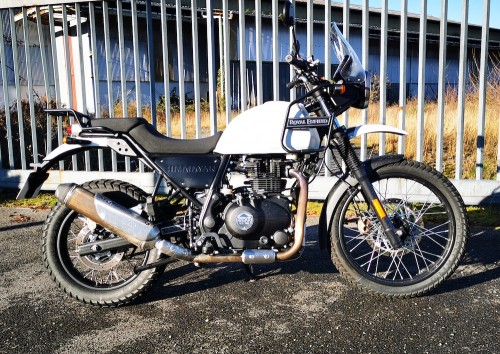 location moto Pau Royal Enfield Continental 650 GT 1