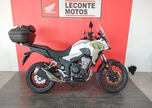 Location moto Rennes Honda CB 500 X 4