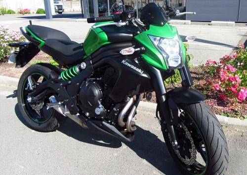 Location moto rennes Kawasaki 650 ER6 N ABS 1