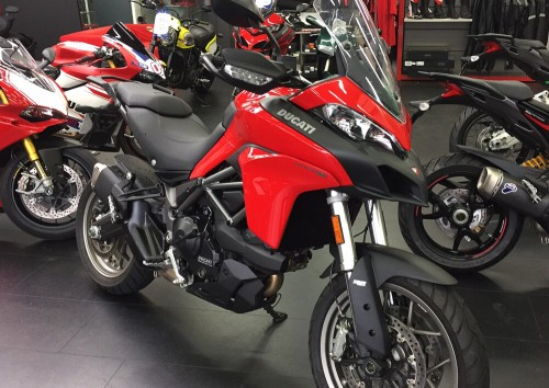 Location moto Ducati Multistrada 950 1