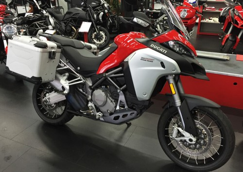 Location moto rouen Ducati Multistrada Enduro