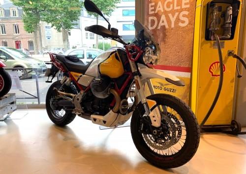 location moto rouen Guzzi Guzzi V85 TT 2