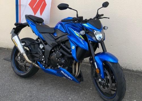 location moto Rouen Suzuki GSX-S 750 2