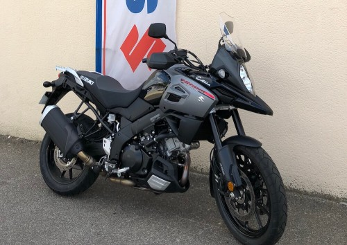 location moto Rouen Suzuki V-Strom DL 1000 1