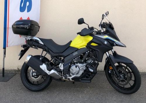 location moto Rouen Suzuki V-Strom DL 650 2