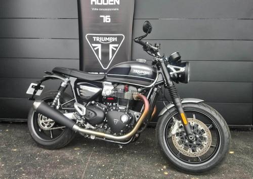 Location moto Rouen Triumph Bonneville T120