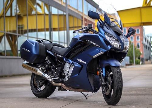 Location moto rouen yamaha mt07 tracer 3