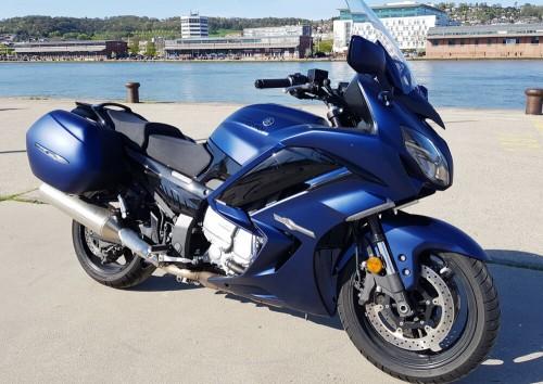 Location moto Rouen Yamaha 1300 FJR 2