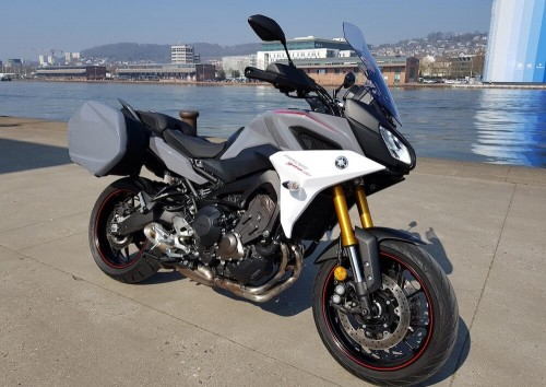 location moto rouen yamaha mt09 tracer 2