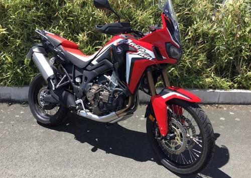 location moto royan Honda Africa Twin DTC