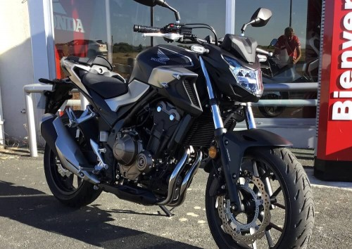 location moto Royan Honda CB 500 F 10875