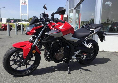 location moto royan honda cb 500 2