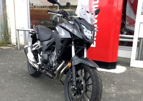 location moto Royan Honda CB 500 X 10729