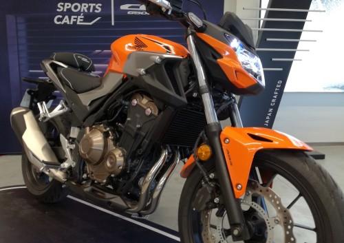location moto Annonay Honda CB500F 1