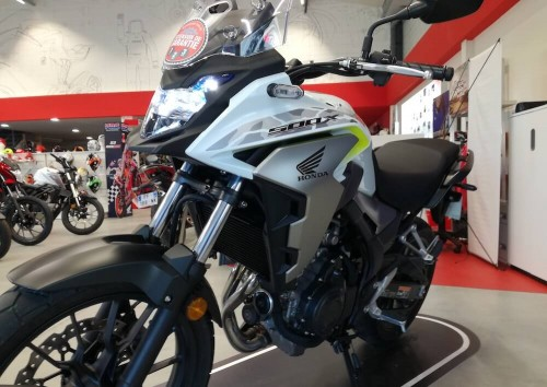 location moto Annonay Honda CB500X 3