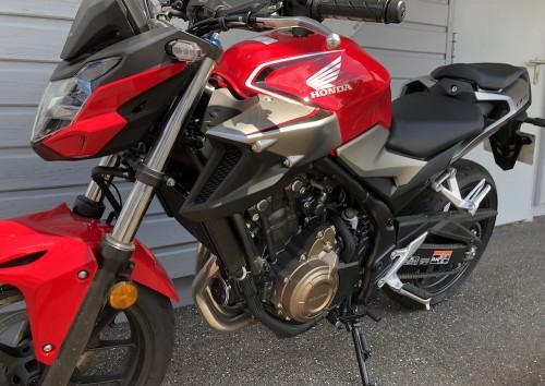 Location moto Saint-Dié-des-Vosges Honda CB 500 F 2