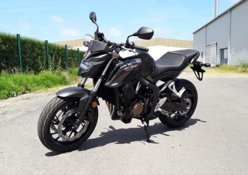 location moto saint malo Honda CB 650 F 5