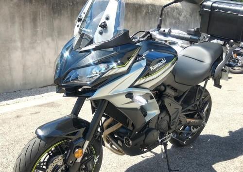 Location moto Salon-de-Provence Kawasaki 650 Versys 2