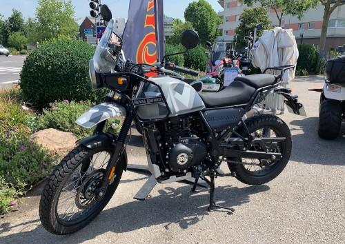 location moto rouen Royal Enfield Himalayan 2