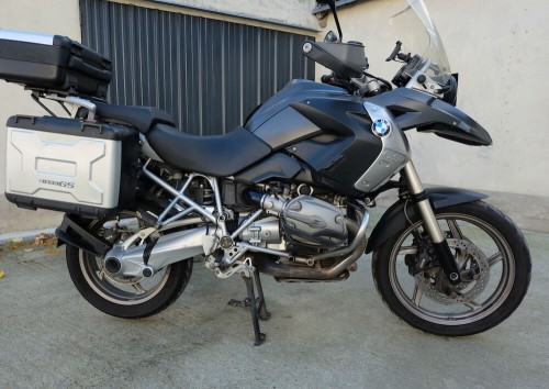 Location moto tours BMW R 1200 GS 4