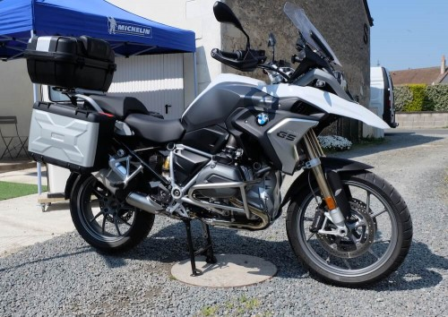 Location moto tours BMW LC 1200 GS 4