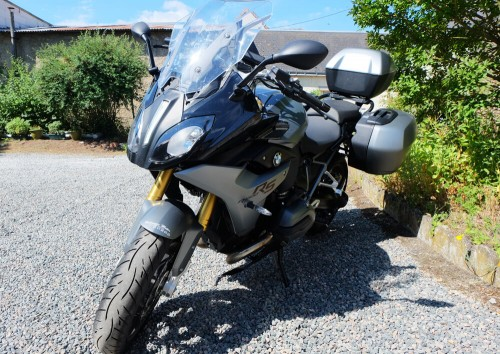 Location moto Tours BMW R 1200 RS 1