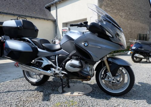 Location moto Tours BMW R 1200 RT 4