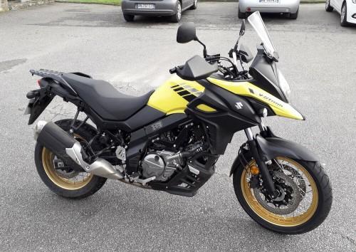 location moto Vannes Suzuki V-Strom DL 650 8293