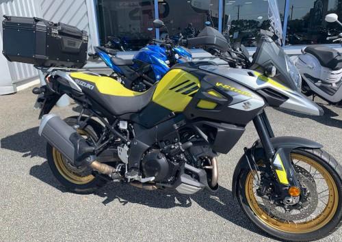 location moto vannes Suzuki V-Strom DL 1000 1
