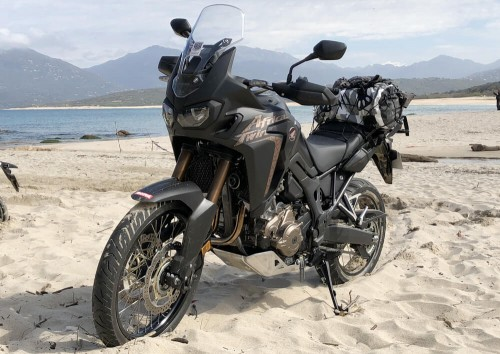 Location moto Vernon Honda Africa Twin 1