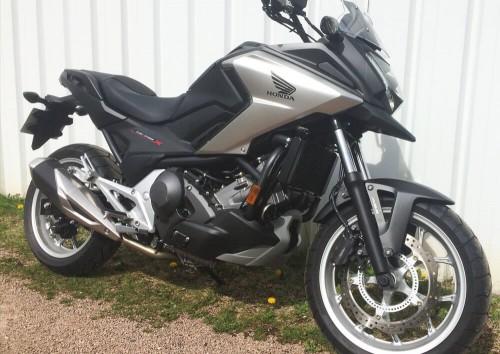 Location moto Vernon Honda NC 750 A2 Honda NC 750 X A2 avec boite DCT