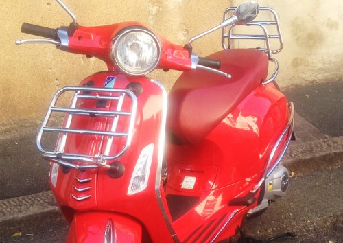 Location Scooter Biarritz Vespa 125cc