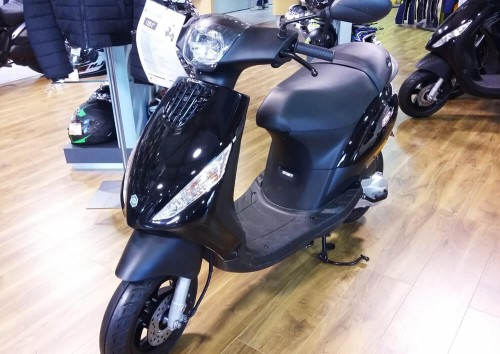 Location scooter Granville Piaggio Zip 2T