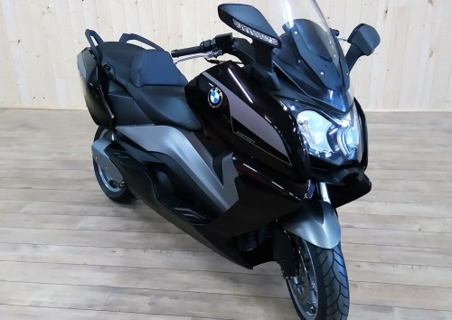 Location scooter Le Mans BMW C 650 GT 1